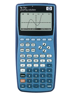 calculadora grafica hp39g+