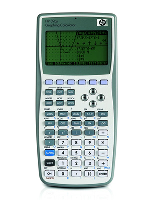 calculadora grafica hp39gs